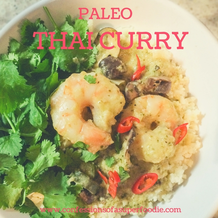 Paleo Thai Curry