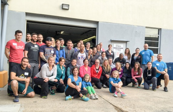 CrossFit Kids Seminar at CrossFit Petworth in DC