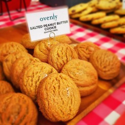 Ovenly Peanut Butter Cookies