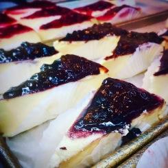 Cheesecake from La Bella Ferrara, Little Italy