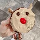 Reindeer Donut