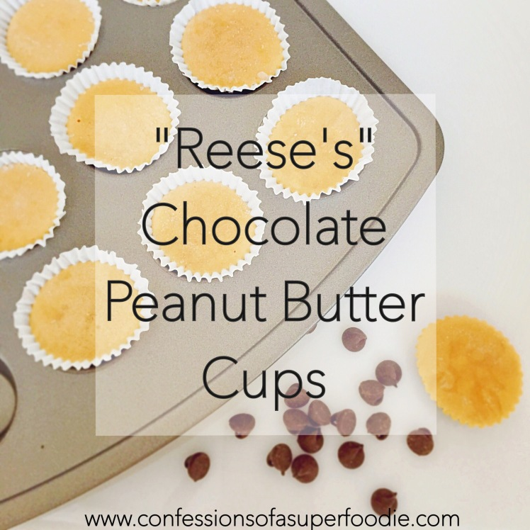 Skinny Peanut Butter Cups